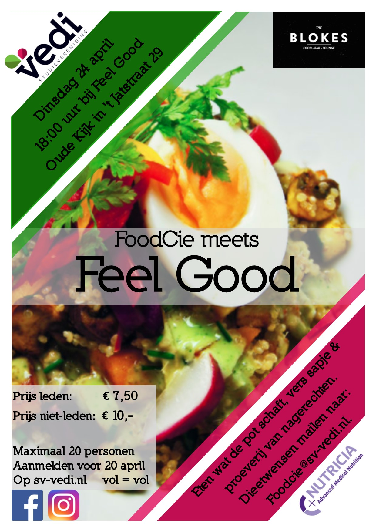 FoodCie meets Feel Good