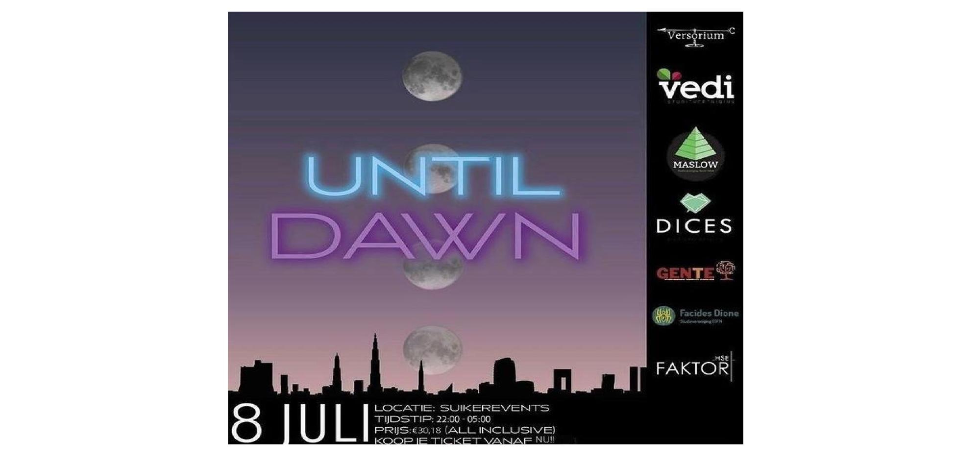 Festival Until dawn