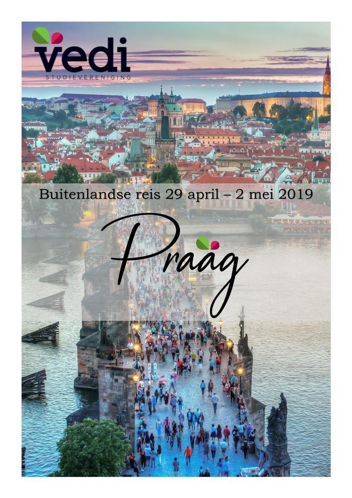 Buitenlandse reis: Praag
