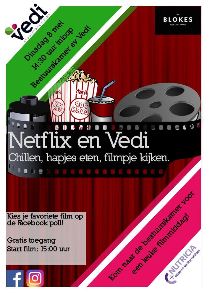 Netflix en Vedi