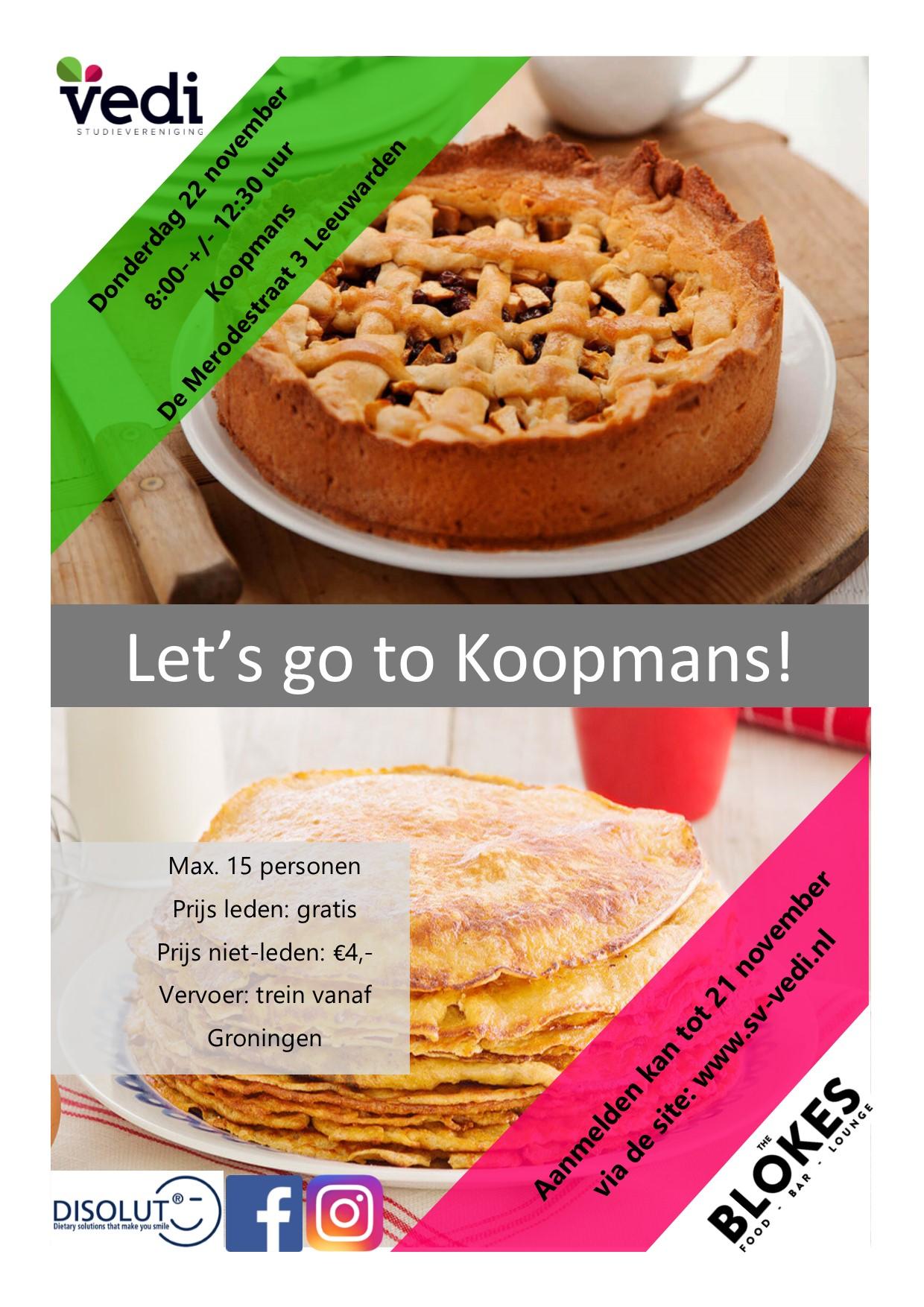 Bedrijfsbezoek Koopmans